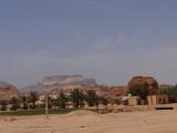scenery of Madain