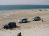 In Line Sea, Qatar