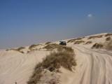 Sand Dune Safari, Qatar