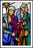 Stained Glass - St. Thomas Parish, Newark, Delaware