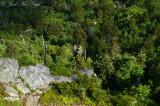 Vertical drop from Roan High Bluff