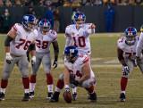 New York Giants at Green Bay 1.15.12