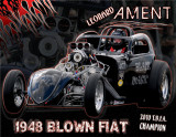 Leonard Ament Texas Blown Fuel Fiat 2011