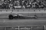 Dale Funk, Kentucky Moonshiner, DIMS, IHRA Longhorn Nats, March 1973