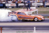 Roland Leong's Kings Hawaiian Bread Funny Car, Cajun Nats