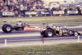 Billy Williams vs. Jerry Gywnn - Cajun Nationals