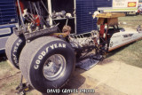 Connie Kalitta Pits - Cajun Nationals