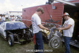 David Reher Engine Change - Cajun Nationals