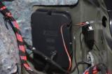Reverse Sensor Install - Mar 2011