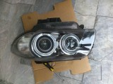 The removed headlight