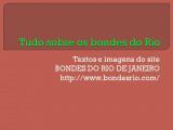 Bondes - do site www.bondesrio.com