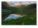 *Sunrise at Clear Lake*