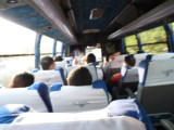 Bus to San Vicente