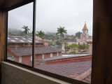 View from Hotel Cacique, Urrao