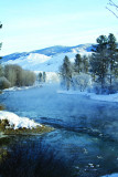 Hoare Frost, Methow River