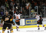 Tigers vs Wheat Kings PlayOffs -Game 5