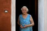 Berta a great Artist in Burano