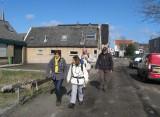 Groene Hartpad Wandeling Stolwijk-Woerden 20-21 maart 2011
