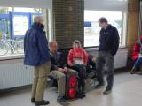 Utrechtpad Wandeling Veenendaal De Klomp - Amersfoort 3/4 maart 2012