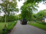 Utrechtpad Wandeling Hollandsche Rading - Utrecht 17 mei 2012