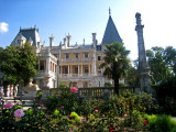 Massandra Palace, Yalta September 19, 2010