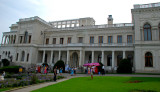 Livadia or White Palace where the Yalta Conference was held during WW2