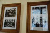 Not so good photos of photos of the Yalta Conference