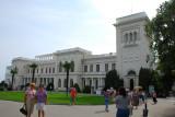 Alupka Palace - Vorontsou Palace