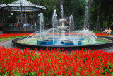 City Garden along Deribasovskaya Street