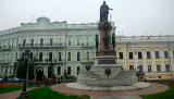 Monument to Catherine the Great erected in 1900