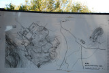 Map of the Ancient Ciry of Ephesus
