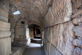 Under the Amphitheatre