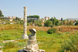 Ruins of Temple of Artemis rumoured to be a reconstruction