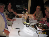 Dinner in the Princess Grills Queen Victoria
