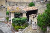 Ruins of the city of Herculaneum