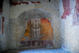 Ancient frescoe on the wall