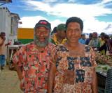 Elder Rumints and his wife