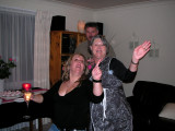 Mandy and Sandy  5 May, 2007