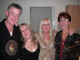 Jim, Mandy, Rene and Helen 5 May, 2007