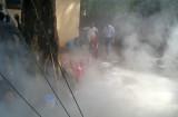 Smoke overwhere