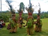 Ceremonial Dancing at the Highlander
