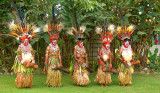 Beautiful traditional costumes of the Highlanders of PNG