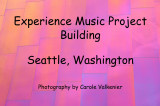 Experience Music Project Building, Seattle