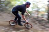 Ken & Stevo on BMX 30-10-2011