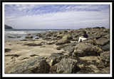 Adrienne on the Rocks
