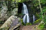 Baskins Creek Falls 2
