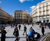 Madrid Scene