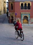 Toledo on a Bike