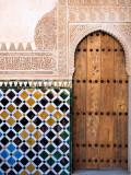 Alhambra Door