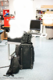 Mini moving studio